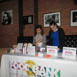 Charity With A Capitol C: Port Chester Theatre Sponsors Food, Coat Drives