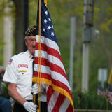 Garfield Rallies For Disabled Veterans