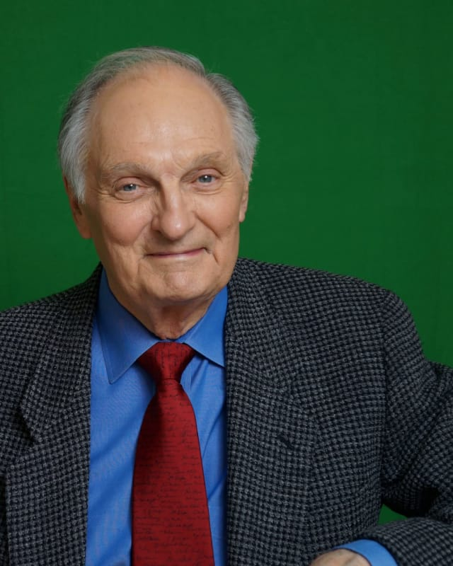 Alan Alda will be honored at Westport Library in June.