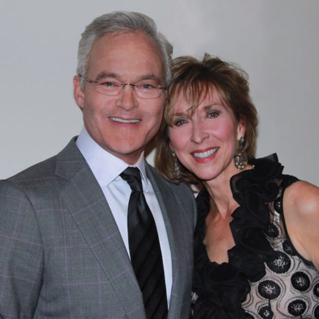 Scott and Jane Pelley will be auctioneers at a gala Saturday night benefiting ABC in Darien.