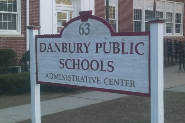 The Danbury school district has banned outside food from being brought into classrooms.