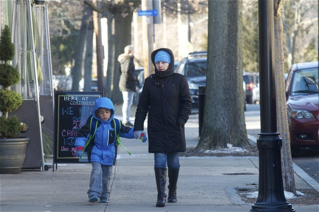 Bundle up this weekend, wind chill values could be in the teens or low 20s in Fairfield County