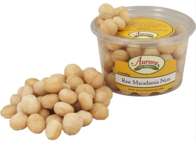 Aurora Products has issued a voluntary recall of several types of macadamia nuts sold in stores throughout the Westchester County area due to a possible risk of salmonella contamination, according to the U.S. Food and Drug Administration.