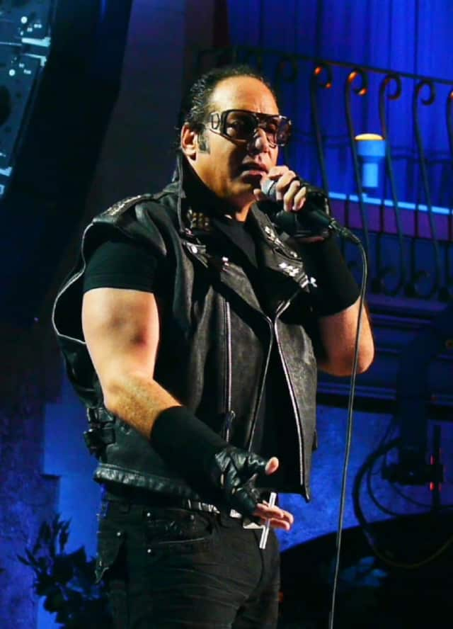 Andrew Dice Clay turns 59 on Thursday.