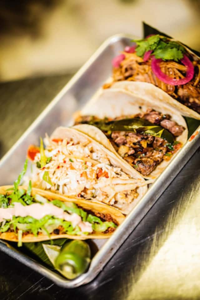 Bodega offers lots of tacos for Cinco de Mayo. The Bodega team's annual Cinco de Mayo celebrations are taking place May 5 in Bodega's Darien and Fairfield locations.
