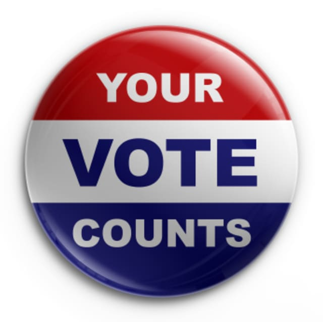 Polls in Harrison for the Conservative Primary Election open at 6 a.m. and close at 9 p.m.