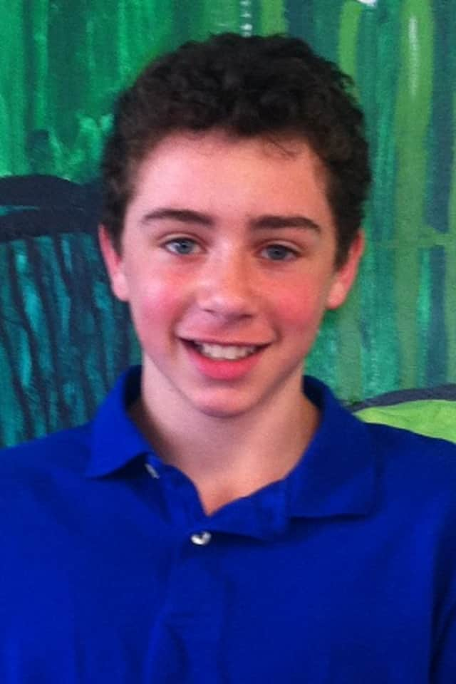 Roman Mieczakowski, a 7th grade student at Hudson Country Montessori School in Danbury, recently won an award in a state competition for young inventors.